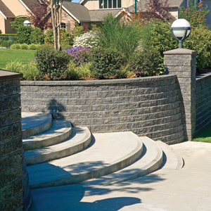 pavers-retaining walls